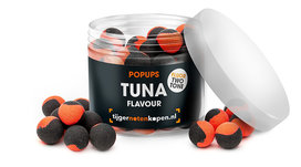 Tuna Pop-ups Rood/Zwart