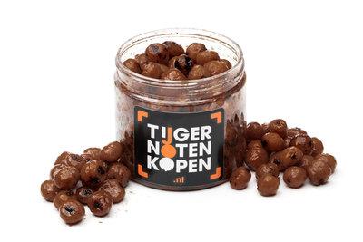 Chocolate tijgernoten hookbaits