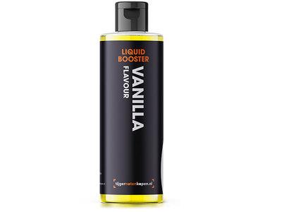 Vanilla liquid booster