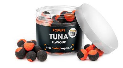 Tuna Pop-ups Rood-Zwart